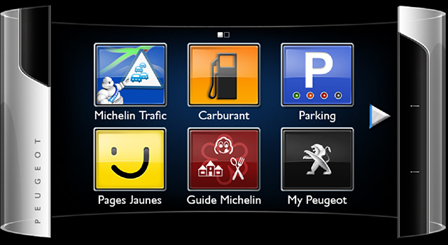peugeot connect apps da 208 a 2008 auto hi tech. Black Bedroom Furniture Sets. Home Design Ideas